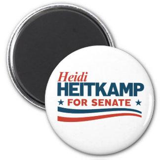 Imã Heidi Heitkamp para o Senado