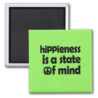 Imã Hippieness é um ímã do estado de ânimo