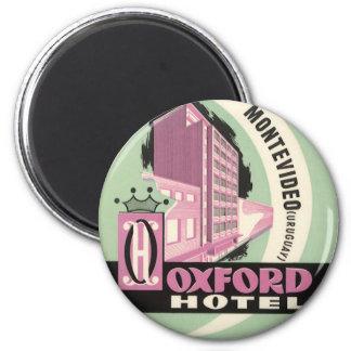Imã Hotel de Oxford, Montevideo, Uruguai, viagens