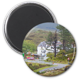 Imã Hotel de Sligachan, ilha de Skye, Scotland