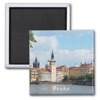 Imã Ideia da parte histórica de Praga