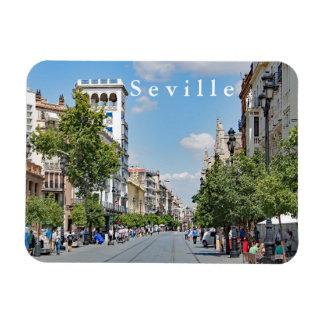Ímã Ideia do centro de Sevilha