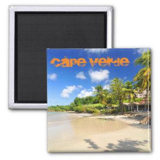 Imã Ilha tropical em Cabo Verde