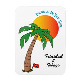 Ímã Ilhas de Trinidad and Tobago em The Sun