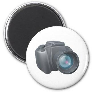 Imã Ilustração da câmera dos desenhos animados