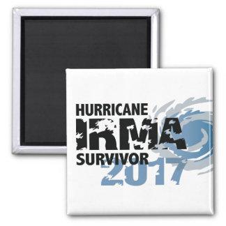 Imã Ímã 2017 de Florida do sobrevivente de Irma do