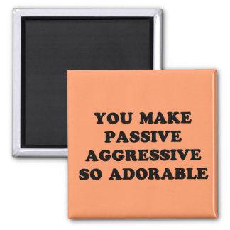 Imã Ímã agressivo passivo