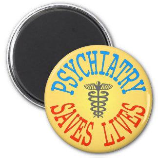 Imã Ímã alegre do Pro-Psiquiatria