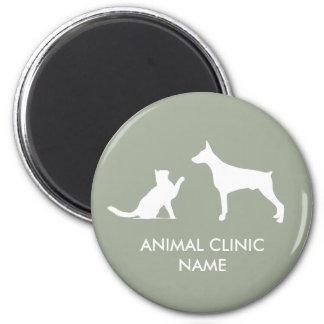 Imã Ímã animal da clínica