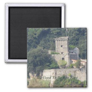 Imã Ímã--Castelo de Lerici