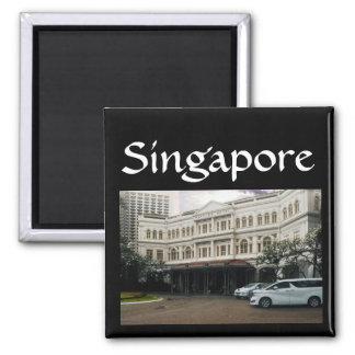 Imã Ímã colonial da ambiência de Singapore