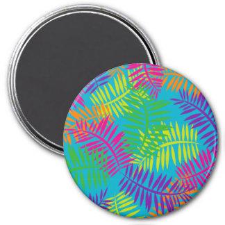 Imã Ímã colorido do refrigerador de matéria têxtil da