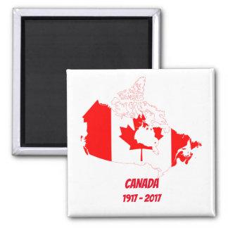 Imã Ímã comemorativo de Canadá 150