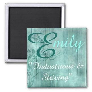 Imã Ímã conhecido do significado, Emily