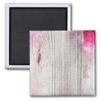 Imã Ímã cor-de-rosa do quadrado do teste padrão do
