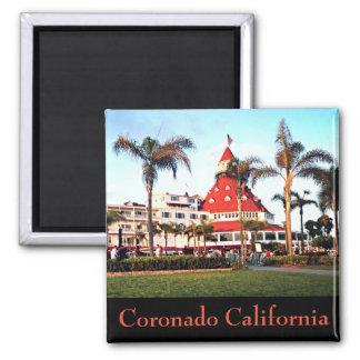 Imã Ímã Coronado Califórnia da foto