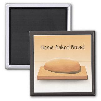 Imã Ímã cozido casa do costume do pão