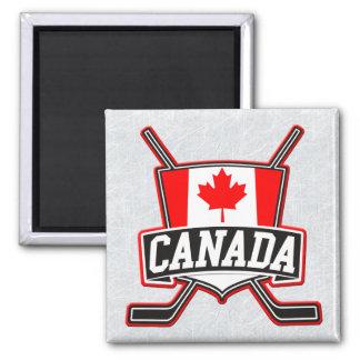 Imã Ímã da bandeira do hóquei de Canadá do canadense