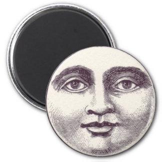 Imã Ímã da cara de Lua cheia