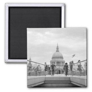 Imã Ímã da catedral de St Paul: Londres