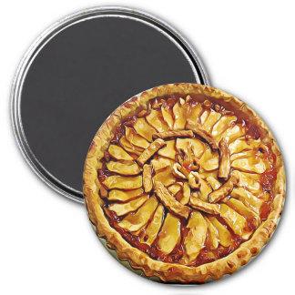 Imã Ímã da comida da torta de Apple