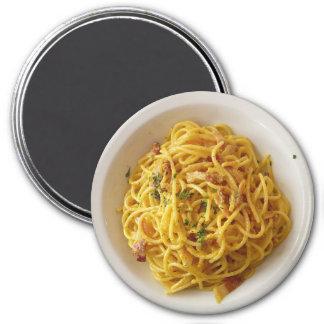 Imã Ímã da comida do Fettuccine dos espaguetes