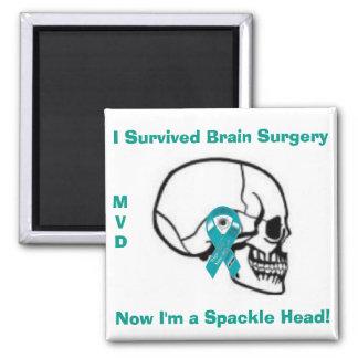 Imã Ímã da consciência da cirurgia de cérebro