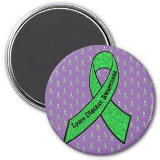 Imã Ímã da consciência da doença de Lyme do roxo & do