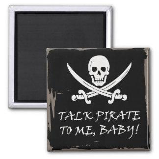 Imã Ímã da conversa do pirata do divertimento