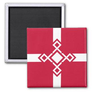 Imã Ímã da cruz do Rune de Dinamarca