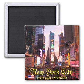Imã Ímã da fotografia da Nova Iorque