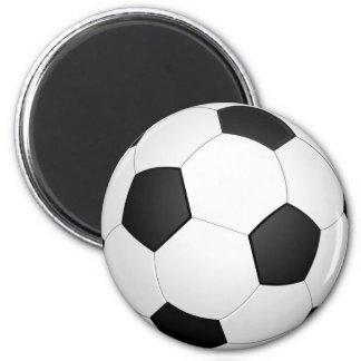Imã Ímã da ilustração do futebol da bola de futebol