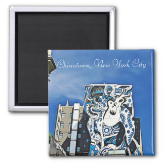 Imã Ímã da lembrança de Chonatown New York
