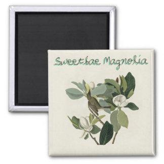 Imã Ímã da magnólia de Sweetbae