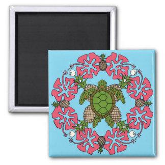 Imã Ímã da Mandala da tartaruga de mar