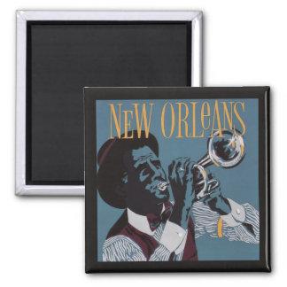 Imã Ímã da música de Nova Orleães