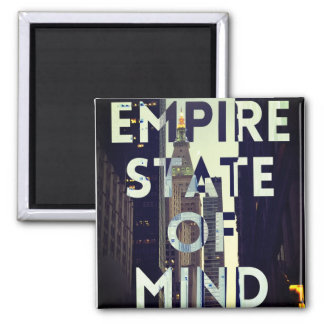 Imã ímã da Nova Iorque do estado de ânimo do império