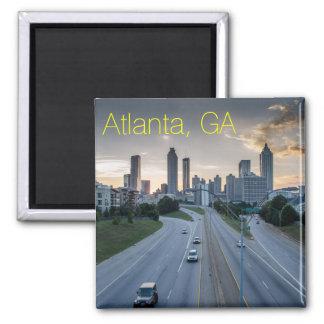 Imã Ímã da skyline de Atlanta
