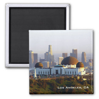 Imã Ímã da skyline de Los Angeles