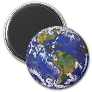 Imã Ímã da terra para o Dia da Terra