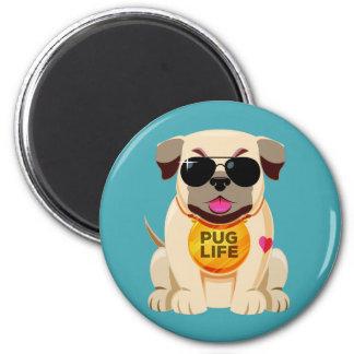 Imã Ímã da vida do Pug
