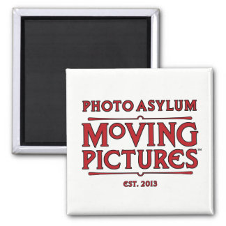 Imã Ímã das imagens moventes do asilo da foto