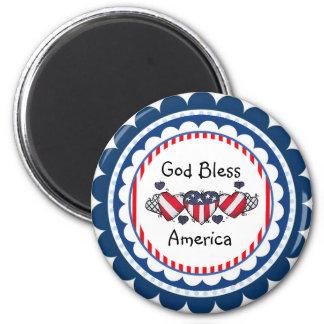 Imã Ímã de América dos deus abençoe
