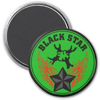 Imã Ímã de Blackstar Skydiving da equipe