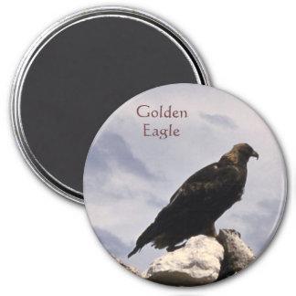 Imã Ímã de Eagle dourado