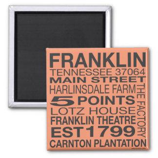 Imã Ímã de Franklin Tennessee