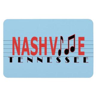 Ímã Imã de geladeira de Nashville TN