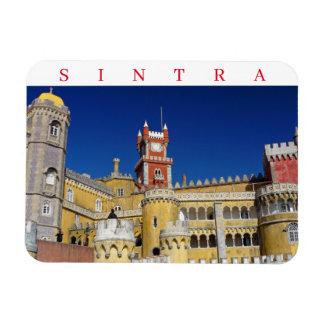 Ímã imã de geladeira do Palácio Sintra Pena