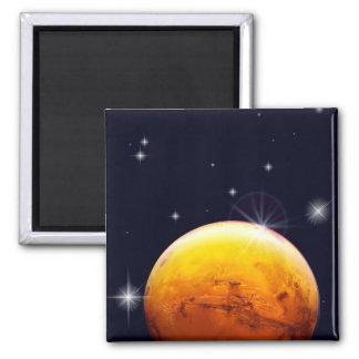 Imã Ímã de Marte do planeta