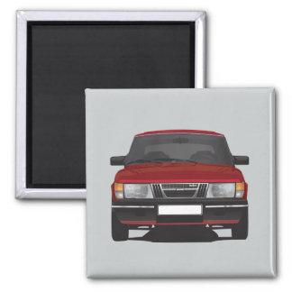 Imã Ímã de Saab 900 Turbo